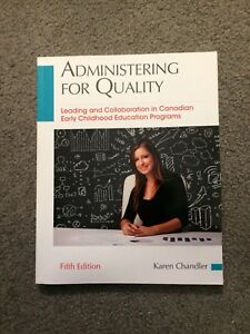 Administrating For Quality