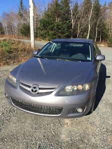 2007 Mazda6 Sport, Manual, Clean, new MVI