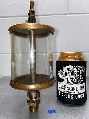 Lunkenheimer No 6 Fig 1300 Sentinel Oiler Hit Miss Gas Engine Antique Steam Old