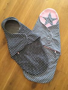 Fußsack Fusssack Baby Maxi Cosi Einschlagdecke Varianten Pucksack