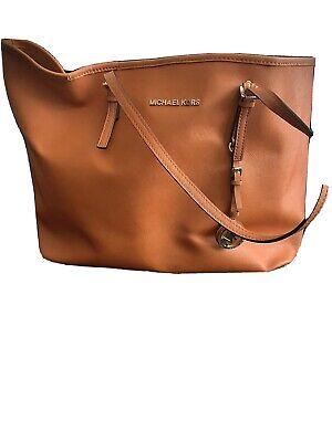 Michael Kors Tote Bag Orange Authentic