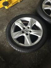 Honda Accord rims 17 inch Woodridge Logan Area Preview