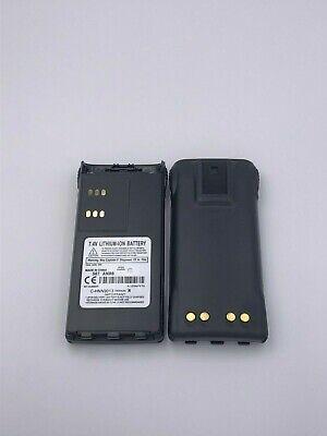 X 2 Pcs Ht750 Ht1250 Gp Cape Compatible Ni-mh Battery  C-hnn9013