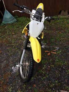 2010 Drz 125 dirtbike
