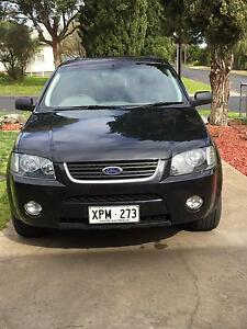 2007 Ford Territory Wagon Naracoorte Naracoorte Area Preview