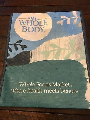 Small Reusable Bags (Whole Foods Reusable Bags Shopping Bag. Small Whole Body)