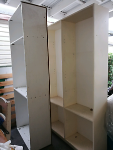 Free good condition bookcase/ cabinet Chester Hill Bankstown Area Preview