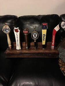Beer tap stand