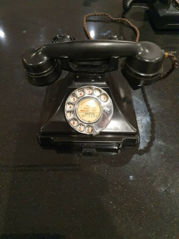 Antique Retro Phone