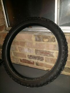 Dunlop D605F-G motorcycle tyre to suit Kawasaki KLX250S Meadowbank Ryde Area Preview