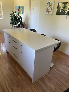 kitchen counter, island and cabinet for sale