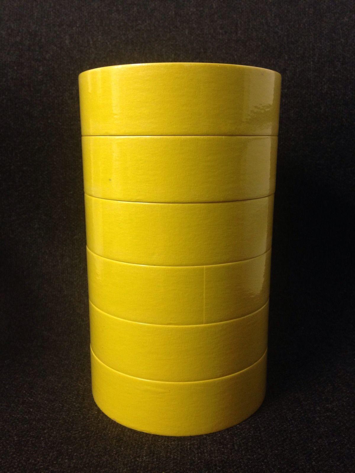 06654 masking tape 1 5 yellow 6