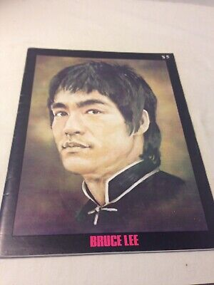 Bruce Lee, the man, the Legend. Extremely hard to find,