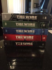 Oz, Weeds, The Wire Series Sets