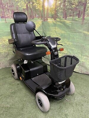 Stunning Large Pride Celebrity X Sport 8mph All Terrain Mobility Scooter