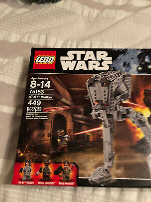 LEGO Star Wars AT-ST Walker (75153) Brand new in box, unopened