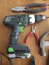Starter off sparky tool set $150 with 18v drill Haymarket Inner Sydney Preview