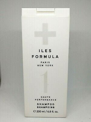 Iles Formula Haute Performance Shampoo 6.8 oz New Free Shipping