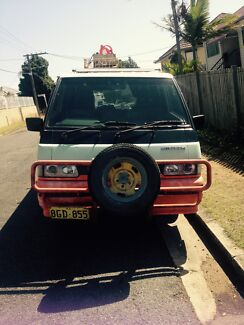 1991 Mitsubishi Starwagon Campervan for sale Annerley Brisbane South West Preview