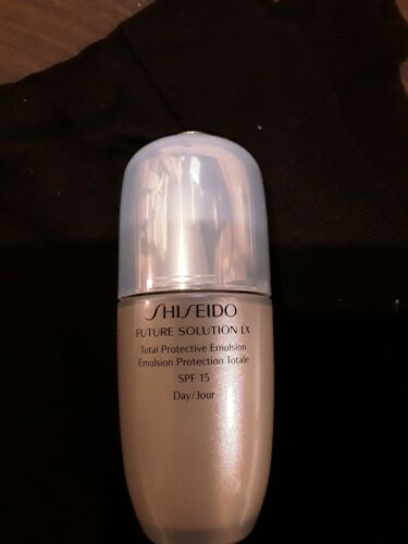 Shiseido future solution lxOrginalTotal Protective Emulsion.Gesichtspflege 75ml
