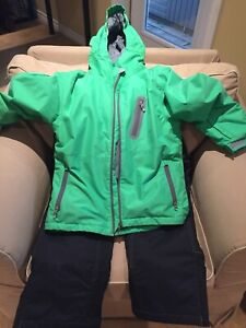 Boys ski coat and snow pants
