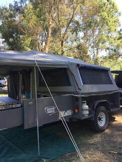 Casuarina Off Road Family Camper Trailer