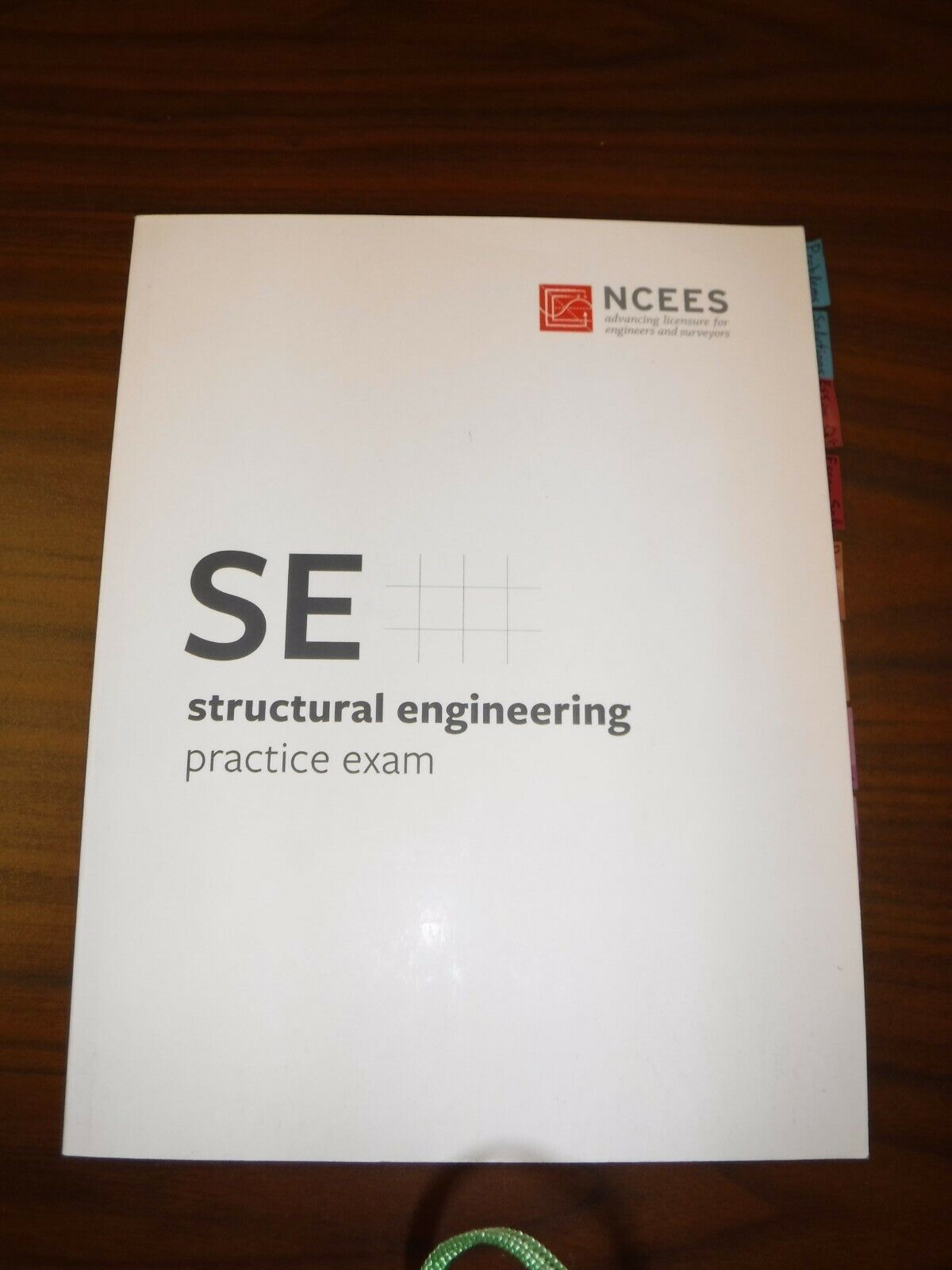 NCEES SE Structural Engineering Practice Exams - $30.00