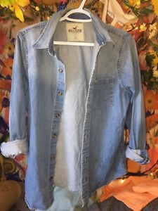 Denim Jacket from Hollister