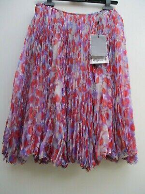 amazing skirt ALEXANDER MCQUEEN it44 uk12 NEW $2290 2004 collection