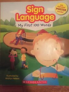 ASL kids book