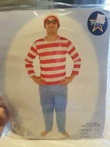 Wheres Waldo FANCY DRESS outfit