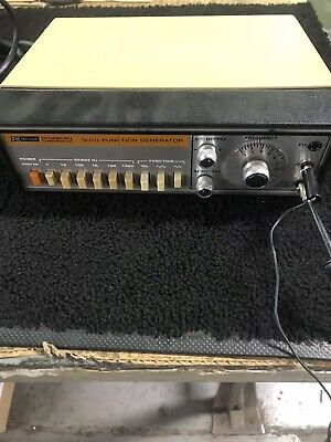 Bk Precision Dynascan 3010 Function Generator Vintage