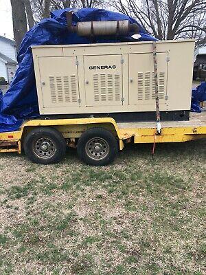 Generac 100kw Natural Gas Generator