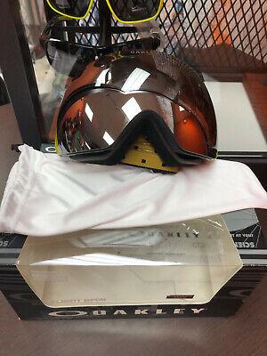 Oakley SNOW GOGGLES FLIGHT DECK™ PRIZM™ OO7050 Blk/GBL