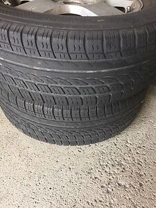 Summer Tires P205 60R15