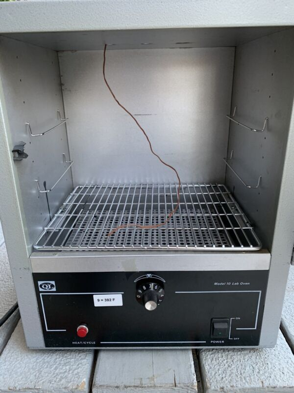 Quincy Lab Analog Oven 10GC