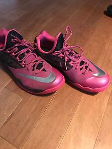 Nike run the one basketball shoes