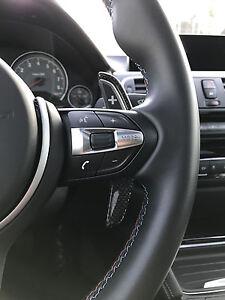 ★ ECHT CARBON SCHALTWIPPEN ★ FÜR BMW M3 F80 M4 F82 F83 X5M F85 X6M F86 ★ V2