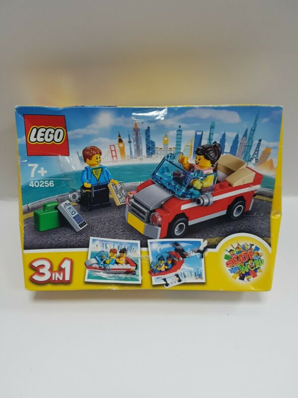 Lego+Create+the+World+3-in-1+40256