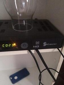 Flat screen Sony and HD set top box.and aerial Strathfield Strathfield Area Preview
