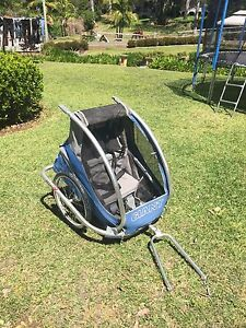 Giant brand Pea pod bike trailer Narara Gosford Area Preview