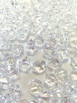 8 Lb. Crystal Acrylic Ice Rock Vase Gems or Table Scatters (Medium 2.5cm, - Vase Gems
