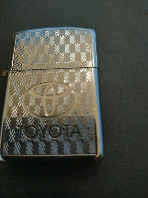 Zippo Toyota Working Lighter Not In Original Box
