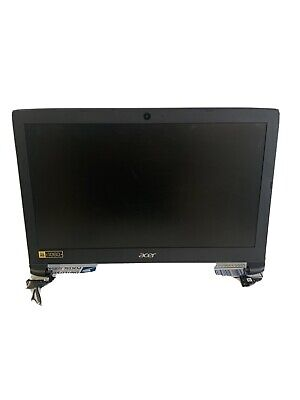 "Acer Aspire 15.6"" A515-51-563W  FHD LCD Screen Complete Assembly +Hinges"