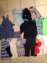 14peice size 1 boys clothes! Thornton Maitland Area Preview
