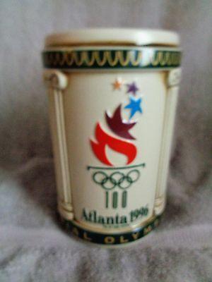 Centennial Olympic Games Beer Stein - Atlanta 1996 Anheuser Busch Inc