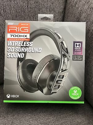 RIG 700HX Wireless Gaming Headset for Xbox One/Series X/S - Tested Open Box