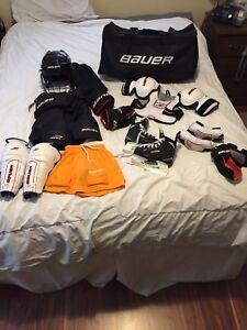 Bauer Hockey Gear Youth Small