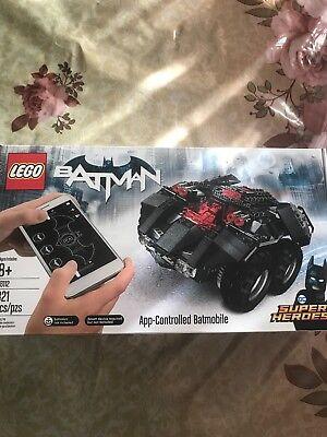Lego Batman App Controlled Batmobile