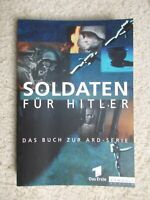 Sachbuch: Soldaten für Hitler - Das Buch zur ARD Serie Brandenburg - Eberswalde Vorschau
